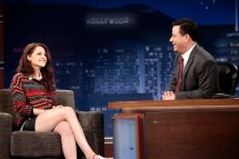 Kristen Stewart Talks Snow White And Huntsman Music