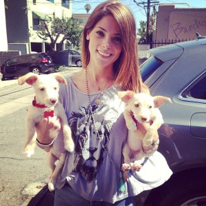 ashley-greene-shows-off-her-newly-adopted-puppies