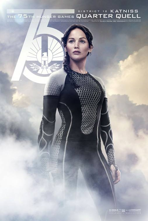 Katniss - District 12