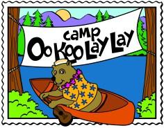 Camp O art