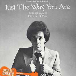 billy joel ukulele chords by ukulele