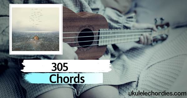 305 Ukulele Chords by Shawn Mendes