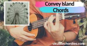 Coney Island Ukulele Chords by Taylor Swift feat. The National