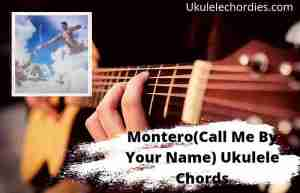 MONTERO (Call Me By Your Name) Ukulele Chords By Lil Nas X