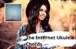 The Internet Ukulele Chords By Manchester Orchestra