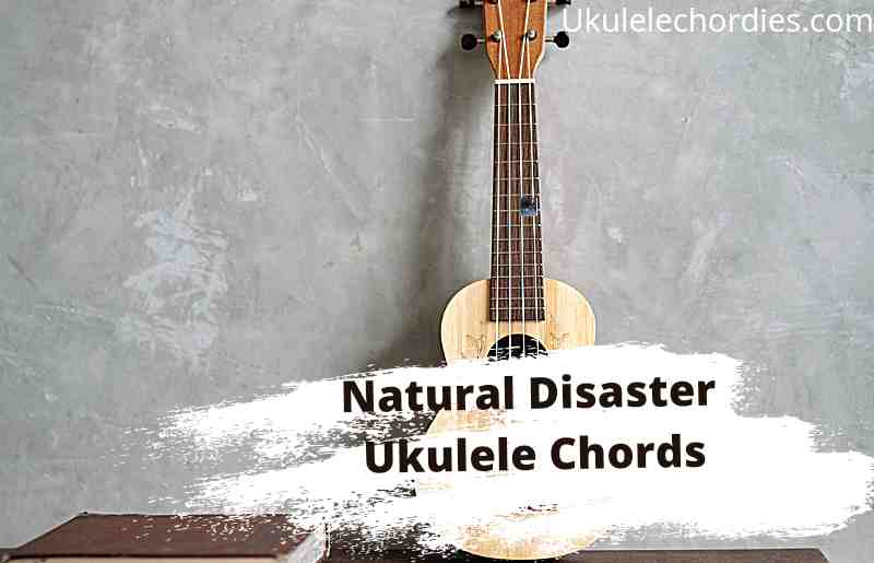 Read more about the article Natural Disaster Ukulele Chords By Aeden Alvarez