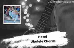 Read more about the article Hotel Ukulele Chords By Claire Rosinkranz
