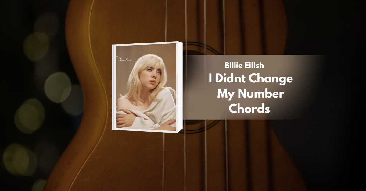 Read more about the article I Didnt Change My Number Ukulele chords by Billie Eilish