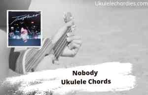 Read more about the article Nobody Ukulele Chords By Greyson Chance