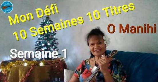 O Manihi - Défi Ukulélé