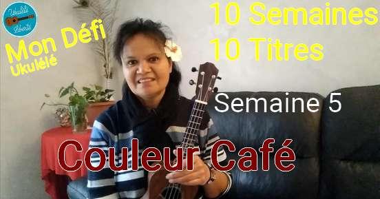 Couleur Café Ukulélé