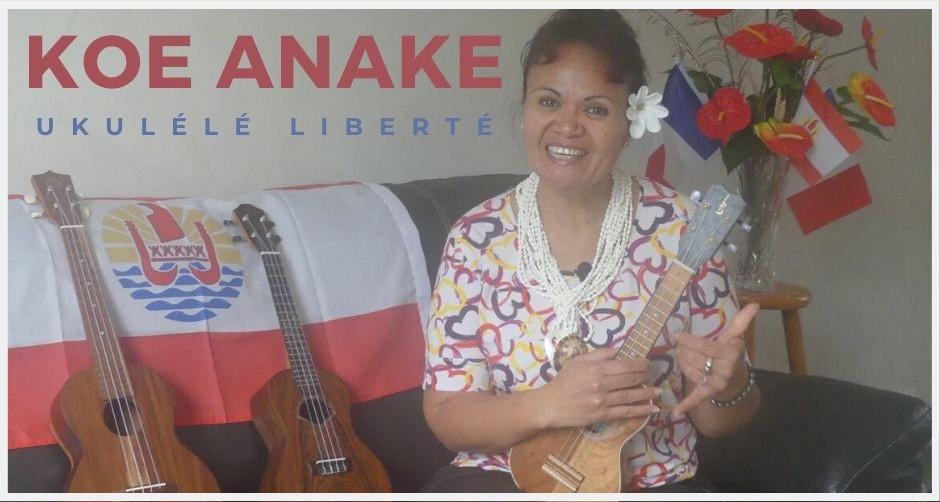 koe anake ukulele