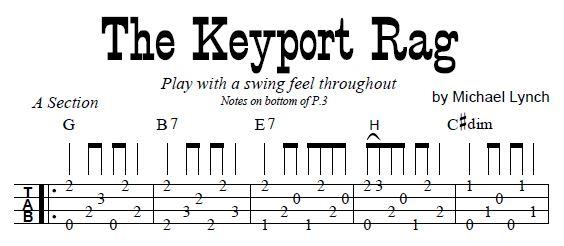 THE KEYPORT RAG