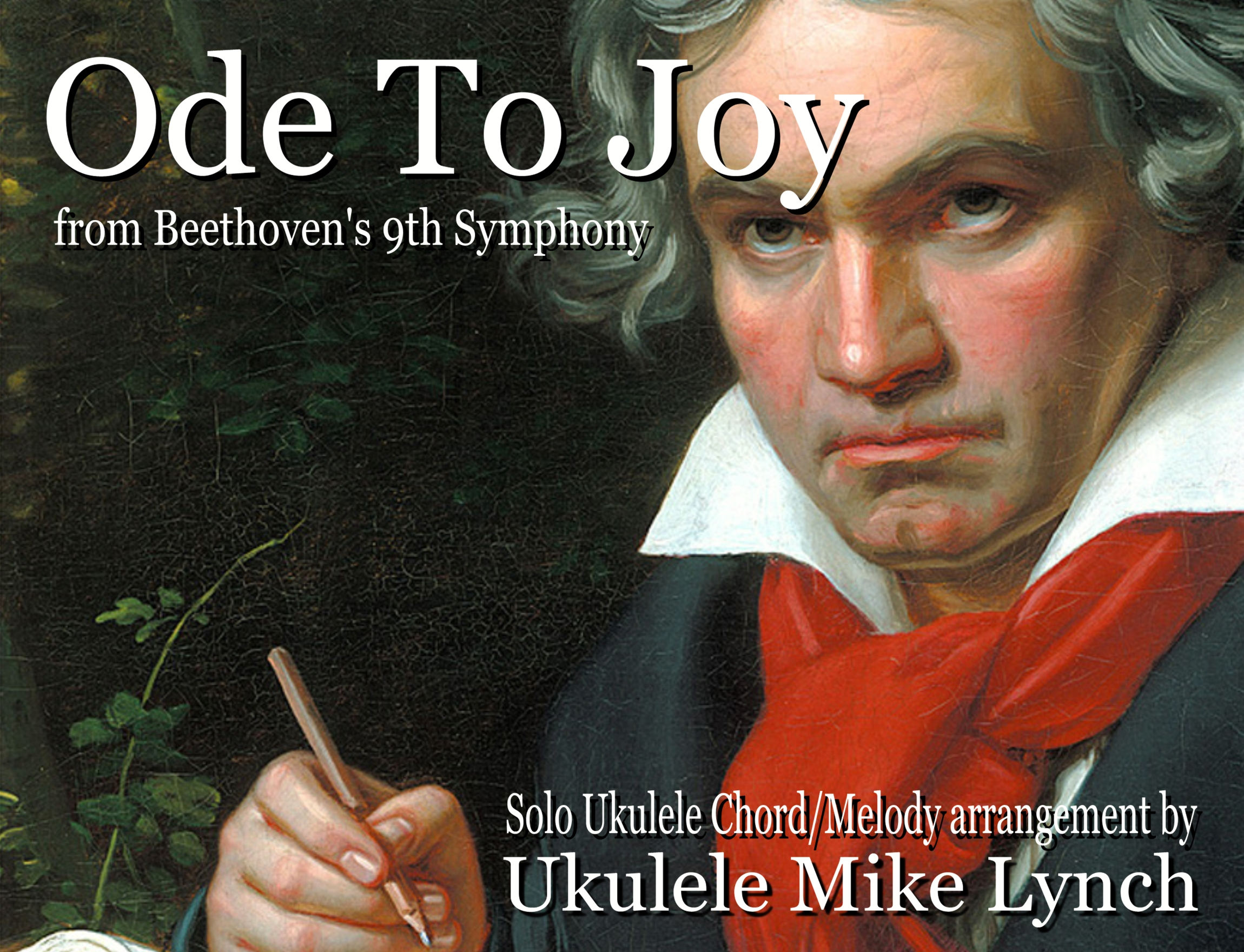 Announcing Ode To Joy By Ludwig Van Beethoven Now In A