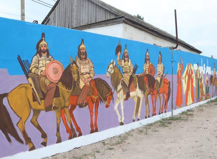 Новий арт-об'єкт відображає історію краю