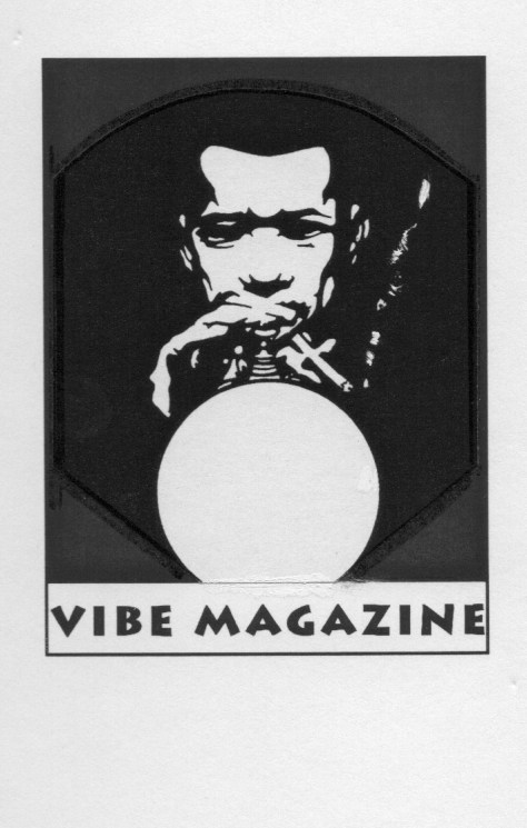 Original Lee Morgan Logo artwork