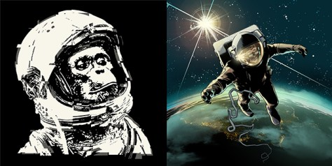 neil-cowley-trio-spacebound-apes-illustration-1