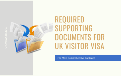 UK Visa Supporting Documents Required for Visiting and Tourism