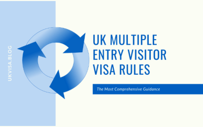 What are the Multiple Entry Rules for C-Type UK Visitor Visa?