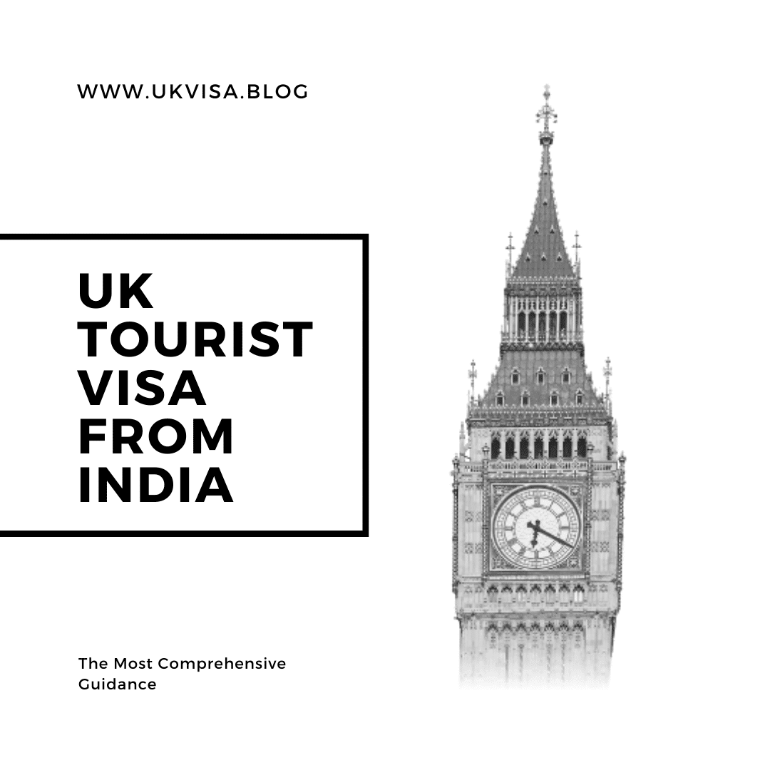 UK Tourist Visa Requirements from India