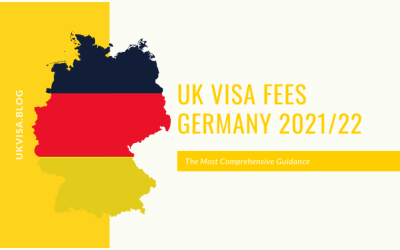 How much is the UK Visa Application Fee 2021 in Germany?