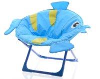 Children's Foldable Chair Fish Design