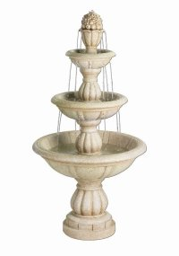 Classic 2 Tier Fountain Water Feature