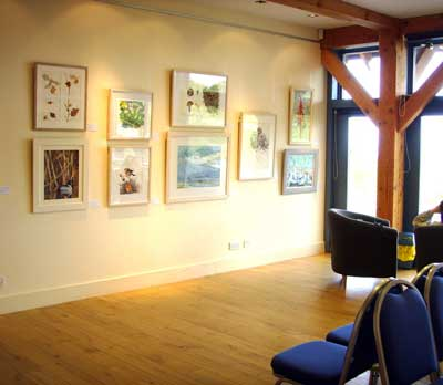 A great space for exhibitions