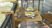 Corsica Hanging Patio Table - Urban Ladder