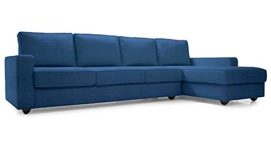 l shaped sofa designs pune turns into bunk beds soft sink in sofas: check 698 amazing & buy online ...