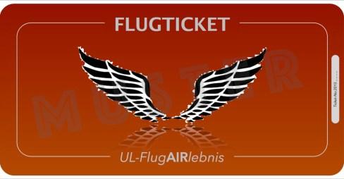 Flugticket
