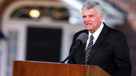 Franklin Graham to Speak at RNC