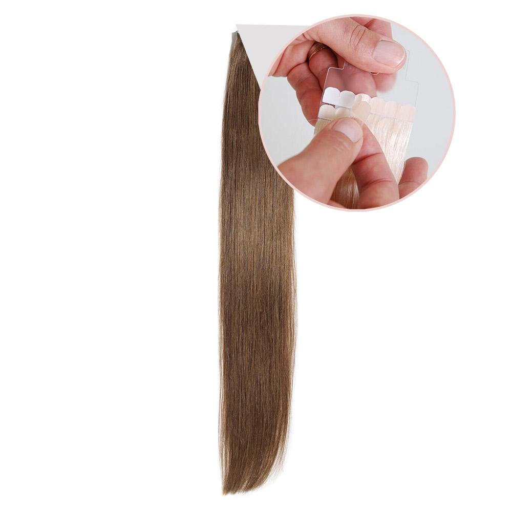 Nordic Tape Hair Extensions 45cm 100 Premium REMY