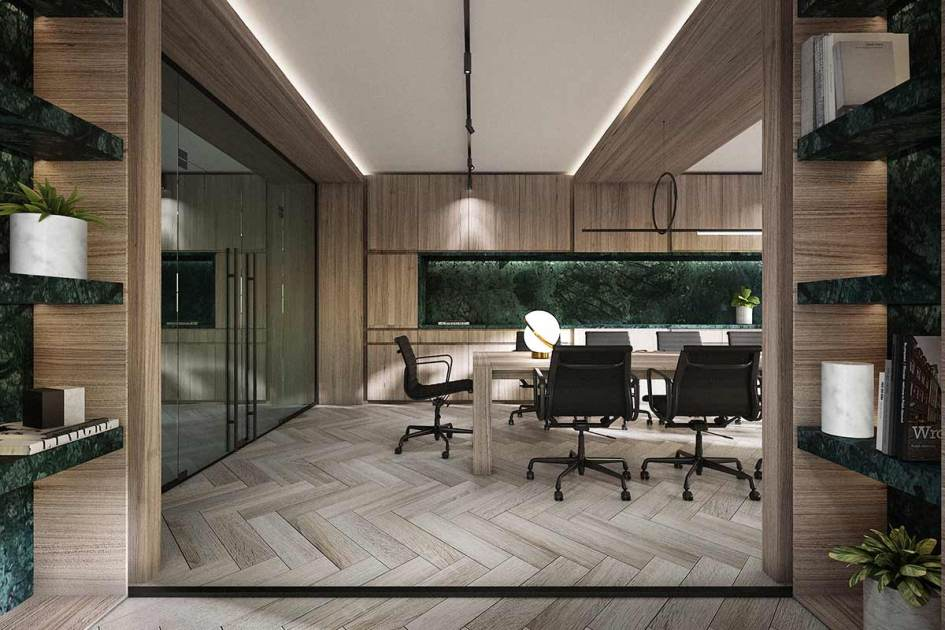Modern Office Interior Design London [Transform Your Office In 2020]