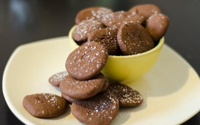 Sablés cacao miel