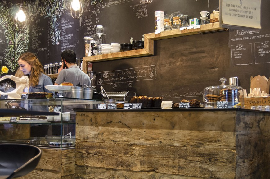 Coffee Shop Lyon Slake