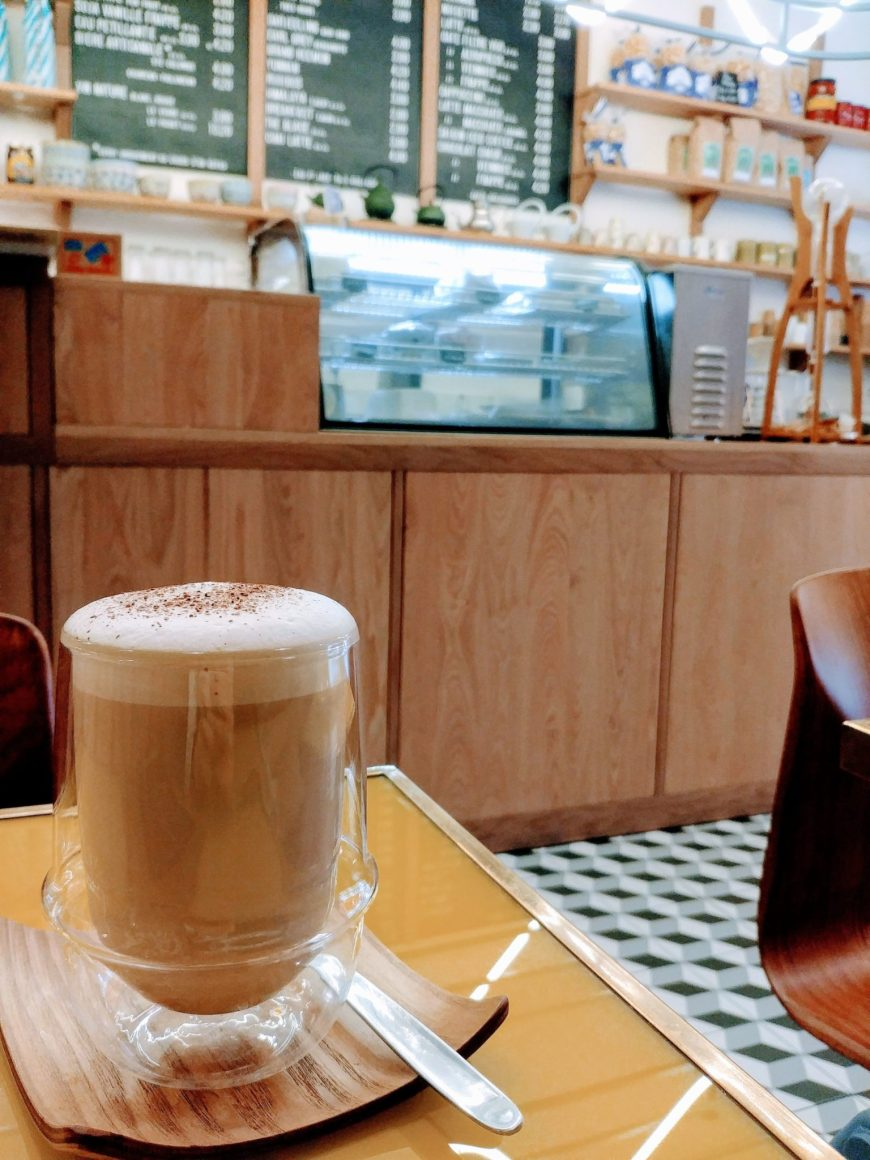 Lila Coffee Shop Rennes
