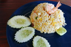 Fried rice thaïlandais