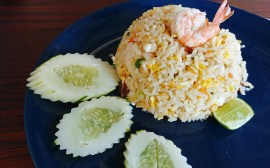 Fried rice thaïlandais