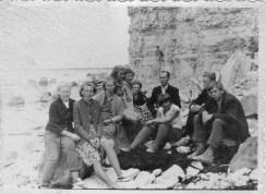 Ekskursioon Mustjala pangale 1961 a.
