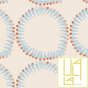 Muster Circle around aus Stoffkollektion Freedom