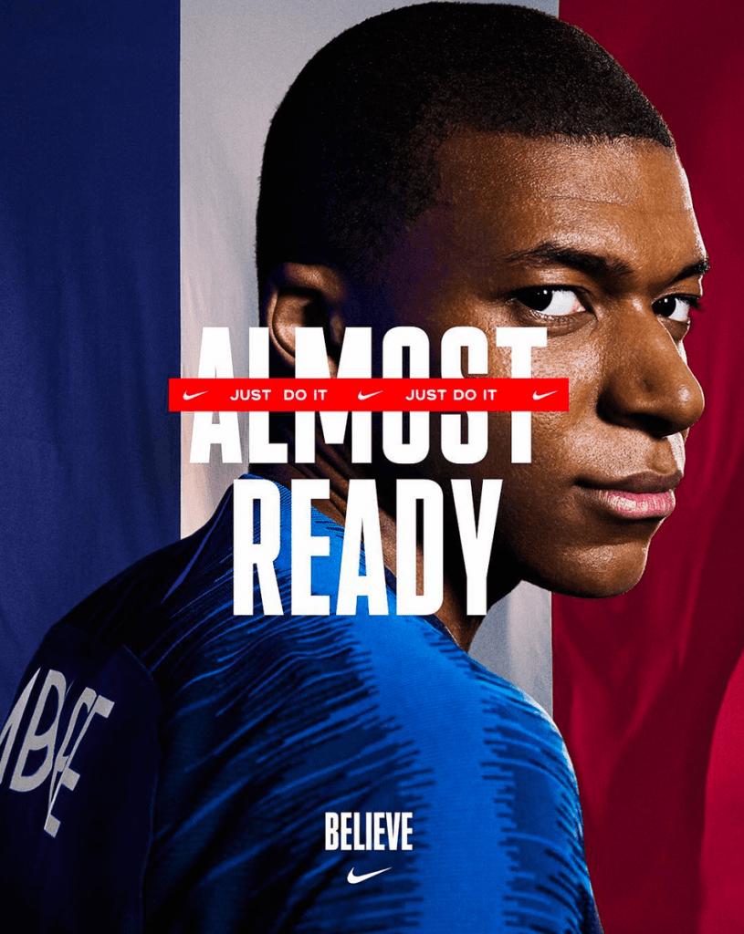 "Nike Football ""Believe"" campaign"
