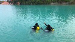 Pria Asal Tanjungpinang Dikabarkan Tenggelam di Danau Biru Bintan