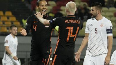 Gol Tunggal Davy Klaassen Menangkan Belanda Atas Latvia