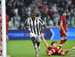 Juventus Menang Tipis Lawan AS Roma