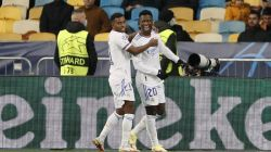 Real Madrid Gasak Gawang Shakhtar Donetsk Lima Gol Tanpa Balas