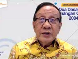 Akbar Tanjung Ingin Partai Golkar Jadi Pemenang Pemilu 2024
