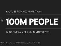Jumlah Penonton YouTube Alami Peningkatan