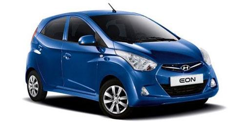 Mobil Hyundai EON