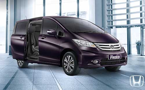Harga Honda New Freed